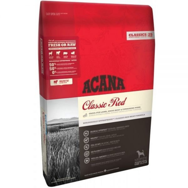Acana Dog Classic Red (17 kg)