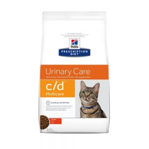 Prescription Diet Feline C/D Chicken (10 kg)