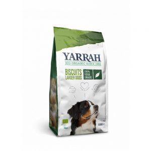 Yarrah Organic Dog Biscuits Vegetarian/Vegan